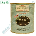 Masline Negre Intregi Light Defne 400 gr
