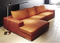 QBig Corner Sofa Leather