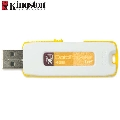 Memory Stick Kingston Data Traveler, 4 GB, Gen, USB 2, galben