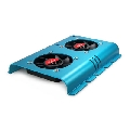 Ventilator HDD Spire FlowCooler HD05010S1M4, 2x50 mm