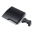 Consola Sony PlayStation 3 Slim, HDD 120GB, Blu-Ray