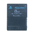 Card Memorie 8MB, PS2