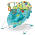 Balansoar cu vibratii, Teensy Turtle  Cradling Bouncer, Bright Starts