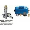 Hidrofor cu pompa submersibila Torrent 100-50 AQUATECHNICA